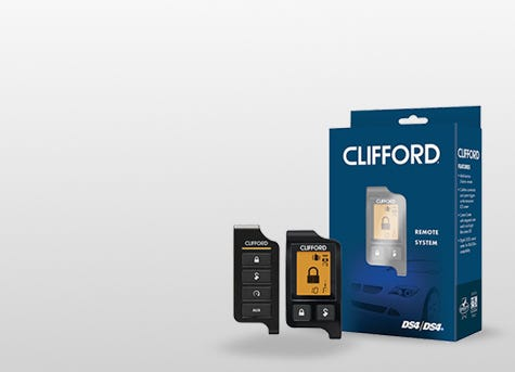 President Day Clifford Remote Start package